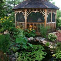 Garden Gazebo Planning