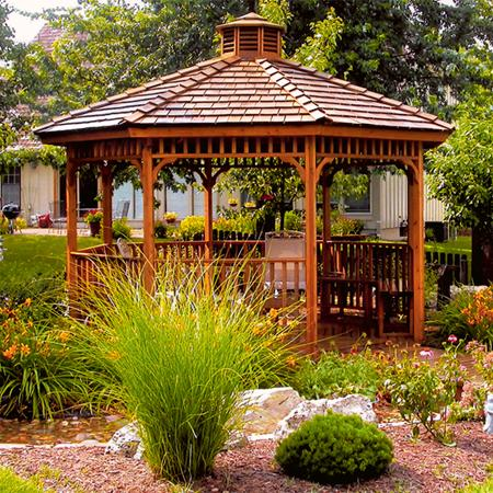 Southwest Garden Gazebo