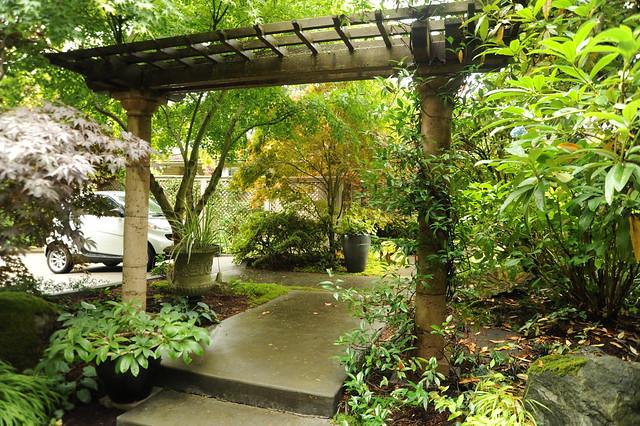 Pergola Style Arbor