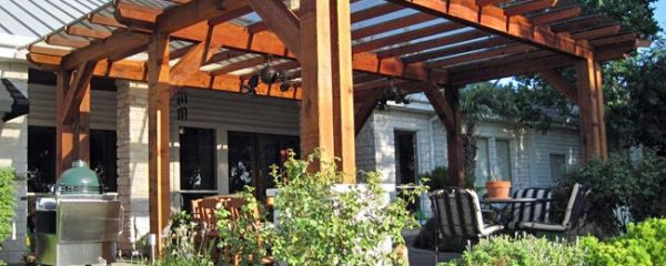 Patio Pergola Styles
